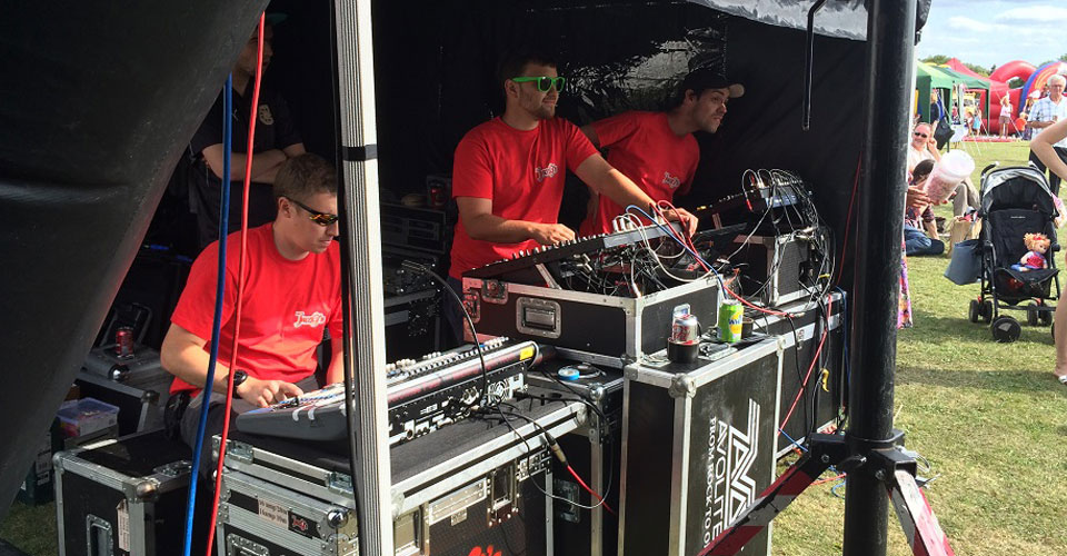 village fetes sound system