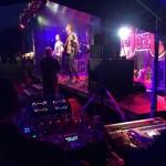 Singing event entertainment