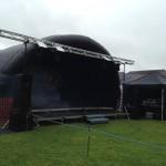 JezO portable stage