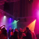 Disco at Ely Cathdral