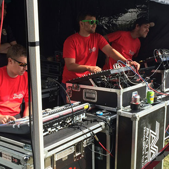 Event crew