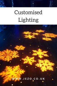 customised lighting